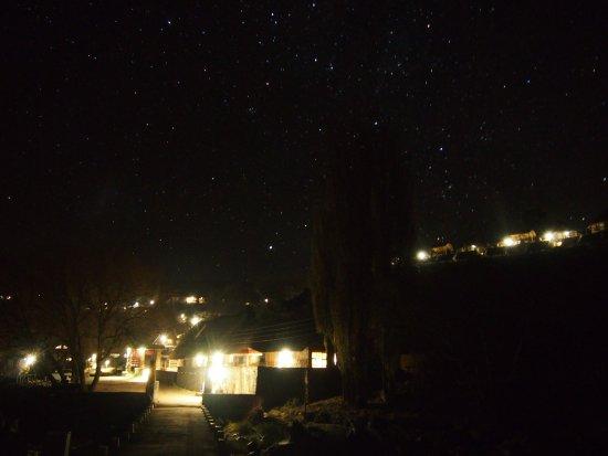 Semonkong Lodge: 星空満天