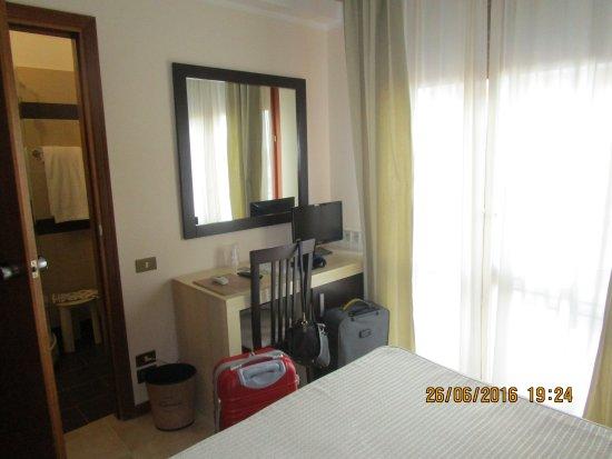 Hotel I Due Cigni: interno camera