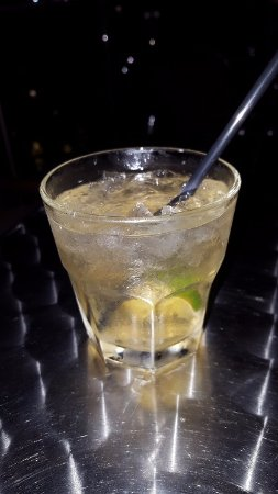 The Woodlands, TX: Drink number one for me