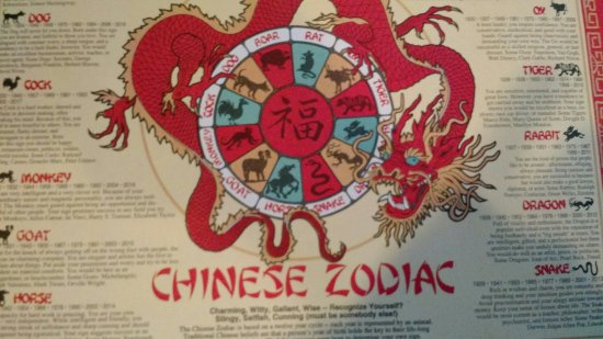 Waterford, MI: Chinese Zodiac