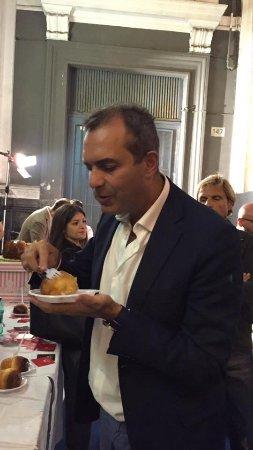 Pasticceria Bar Al Capriccio: de magistris