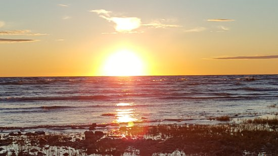 Inverhuron Provincial Park: June 26/16 sunset