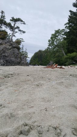 Bamfield, Kanada: Brady's Beach