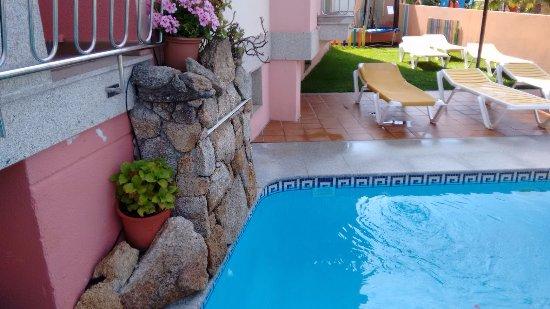 Apartamentos Velero: Piscina