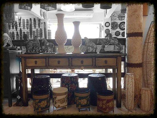 Loja de decoração e lembranças de Bombinhas - Avaliações de viajantes -  Garimpo Artes - TripAdvisor d4709b3100