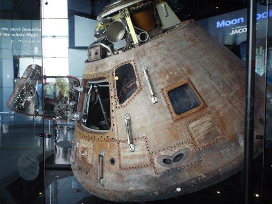Huntsville, AL: Apollo 16