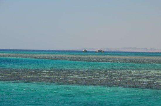 Sharm El Naga: Cudowny rejs statkiem na wyspę Paradise
