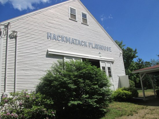 Hackmatack Playhouse location Berwick, Maine.