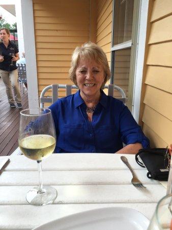 York Harbor, ME: Wonderful night at the Chapman Inn.