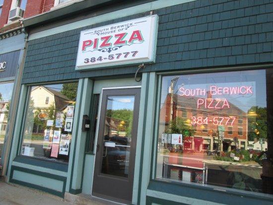 South Berwick House Of Pizza Menu Prices Restaurant Reviews Tripadvisor