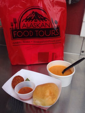 Alaskan Food Tours