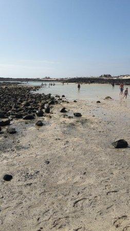 El Cotillo Beach & Lagoons - Picture of El Cotillo Beach & Lagoons, E...