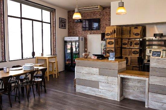 salle la fabrique pizzas picture of la fabrique a pizzas vichy tripadvisor. Black Bedroom Furniture Sets. Home Design Ideas
