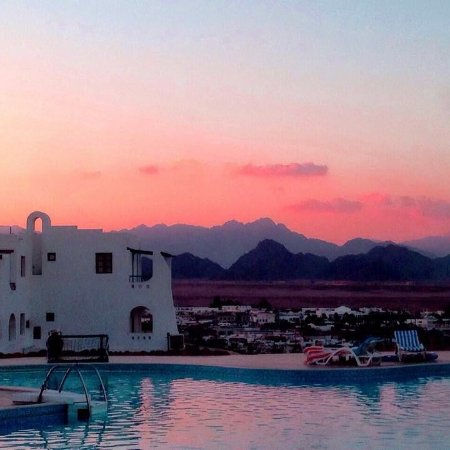 Sud Sinai, Egitto: sun rise sharm elsheikh