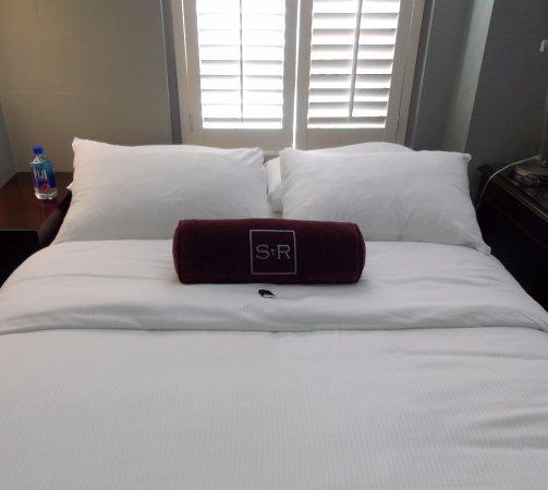 St. Regis Hotel: Half of the room