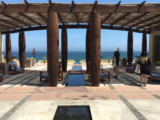 The Resort at Pedregal: Reception area