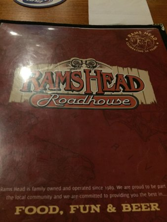Rams Head Roadhouse: Awesome