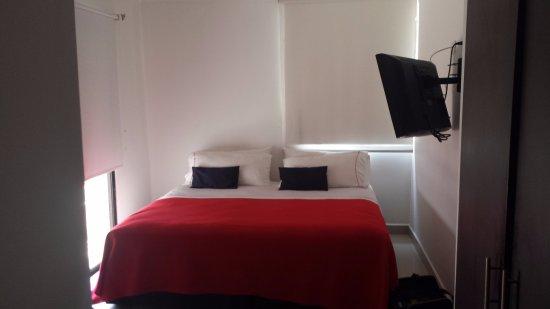 Zalmedina Hotel : Vista do quarto