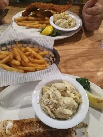 Belfast, NY: Fish fry