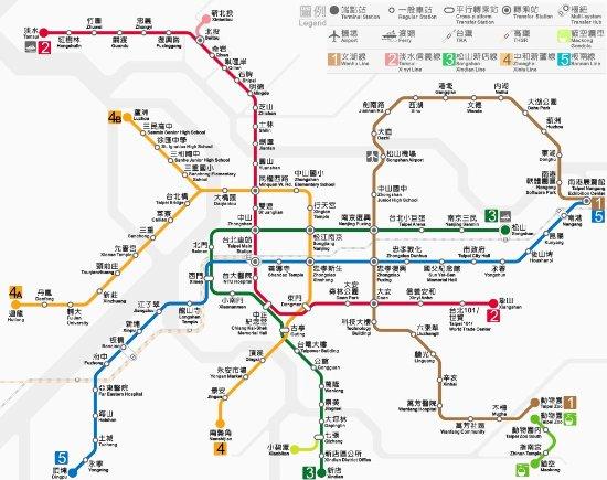 Taipei Metro System