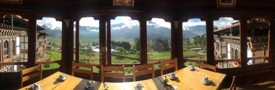 Phobjikha Valley, Bután: Summer is Here: Stunning View