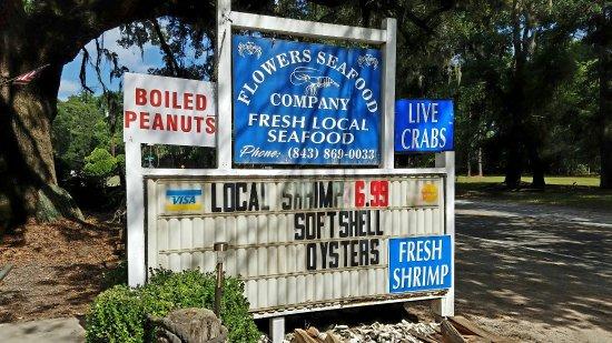 Edisto Seafood Restaurants