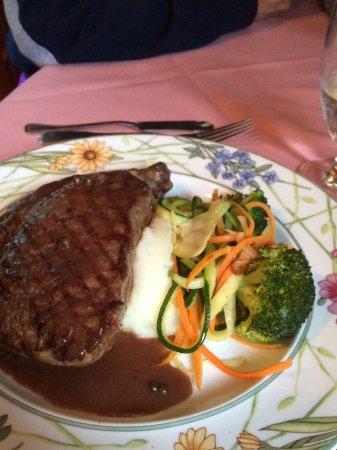 Mount Kisco, estado de Nueva York: Sirloin Steak