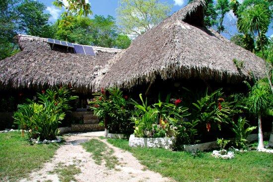 El Meson Tikal: The Restaurant