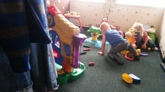 Sedro Woolley, WA: Nice kids area.