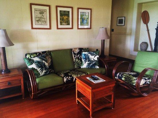Waimea Plantation Cottages: Managers Den