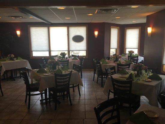 Bella sera ristorante fairfield menu prices for Asian cuisine mohegan lake