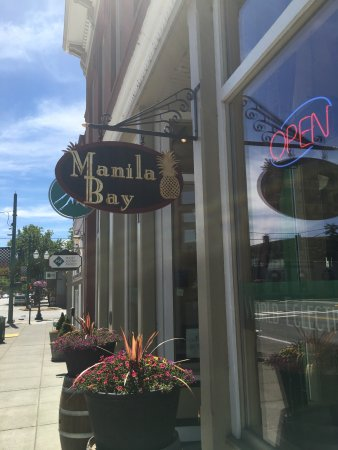 Dayton, WA: Manila Bay Cafe