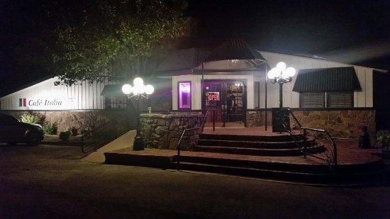 Afton, OK: Cafe Italia