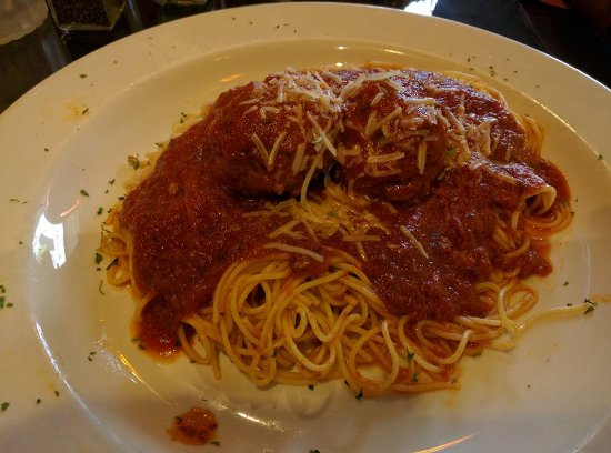 Longs, SC: The spaghetti was EXCELLENT!