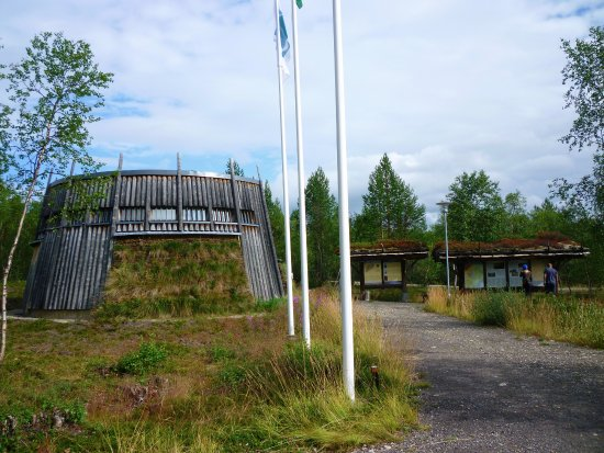 Utsjoki Nature Information Hut