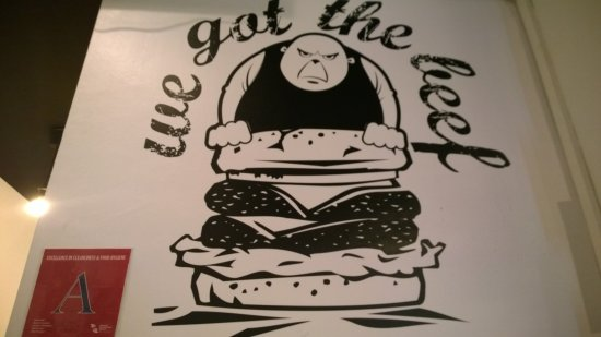 Wall Art Nea A Hygiene Certification Picture Of Fatboys