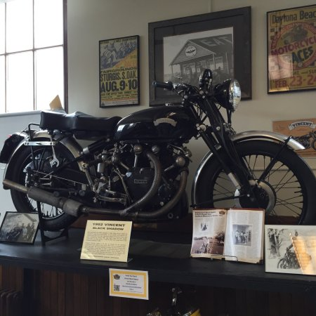 Sturgis Motorcycle Museum & Hall of Fame: photo1.jpg