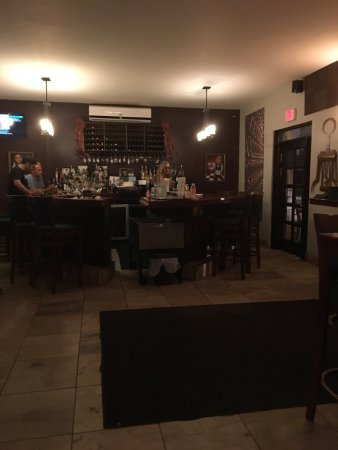 Frenchtown, سانت توماس: The Twisted Cork Cafe