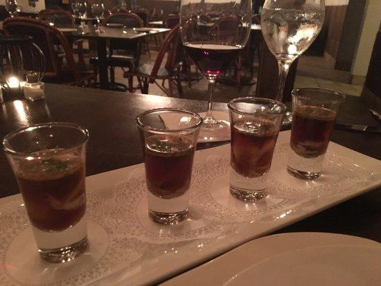 Frenchtown, เซนต์ โทมัส: The Twisted Cork Cafe