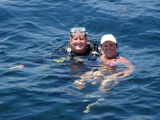 Skiathos Diving Center: Had a great trip with Panos. Would definitely recommend