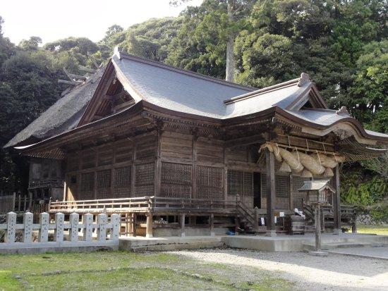 Tamawakasu Mikoto Shrine