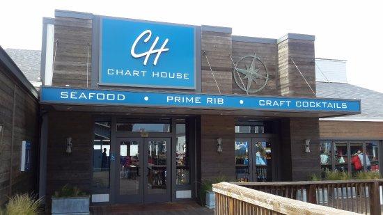 L entr e de l tablissement picture of chart house san francisco
