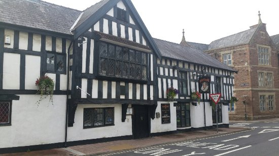 Queen's Head Monmouth: 20160701_074518_large.jpg