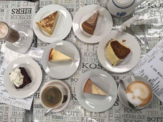Wilderness, Güney Afrika: Cake feast