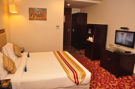 Avaas Lifestyle Hotel: deluxe room