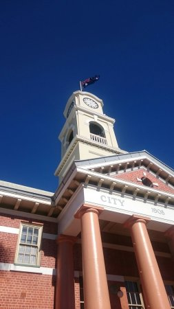 ‪Maryborough City Hall‬