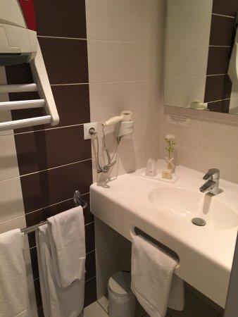 Salbris, França: Lovely hotel, great food friendly staff