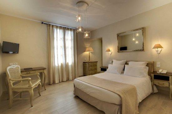 Hôtel Restaurant la Corniche : Chambre confort
