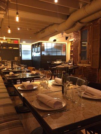 Restaurante restaurante casa de fieras en madrid - Casa arabe madrid restaurante ...
