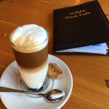 Top class quaint café in Zim